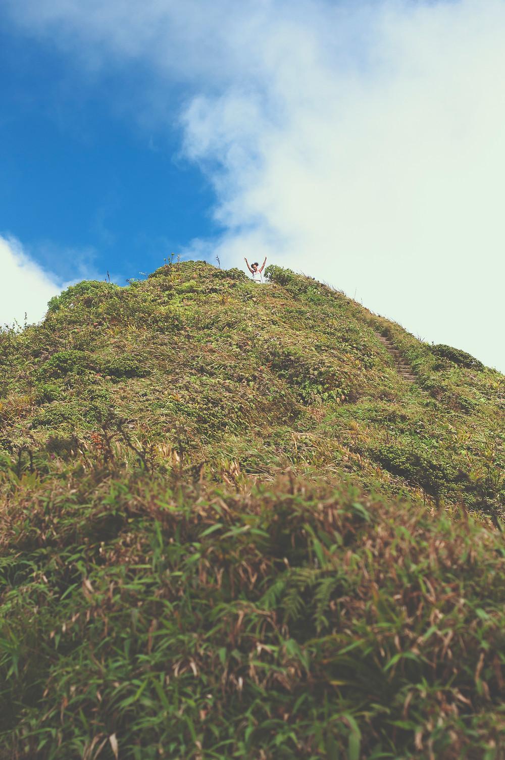 La Montagne Pelée - Randonnée