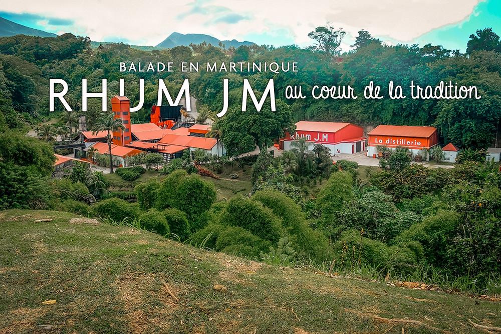 rhum JM Martinique