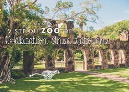 Visite du Zoo de l'Habitation Anse Latouche en Martinique