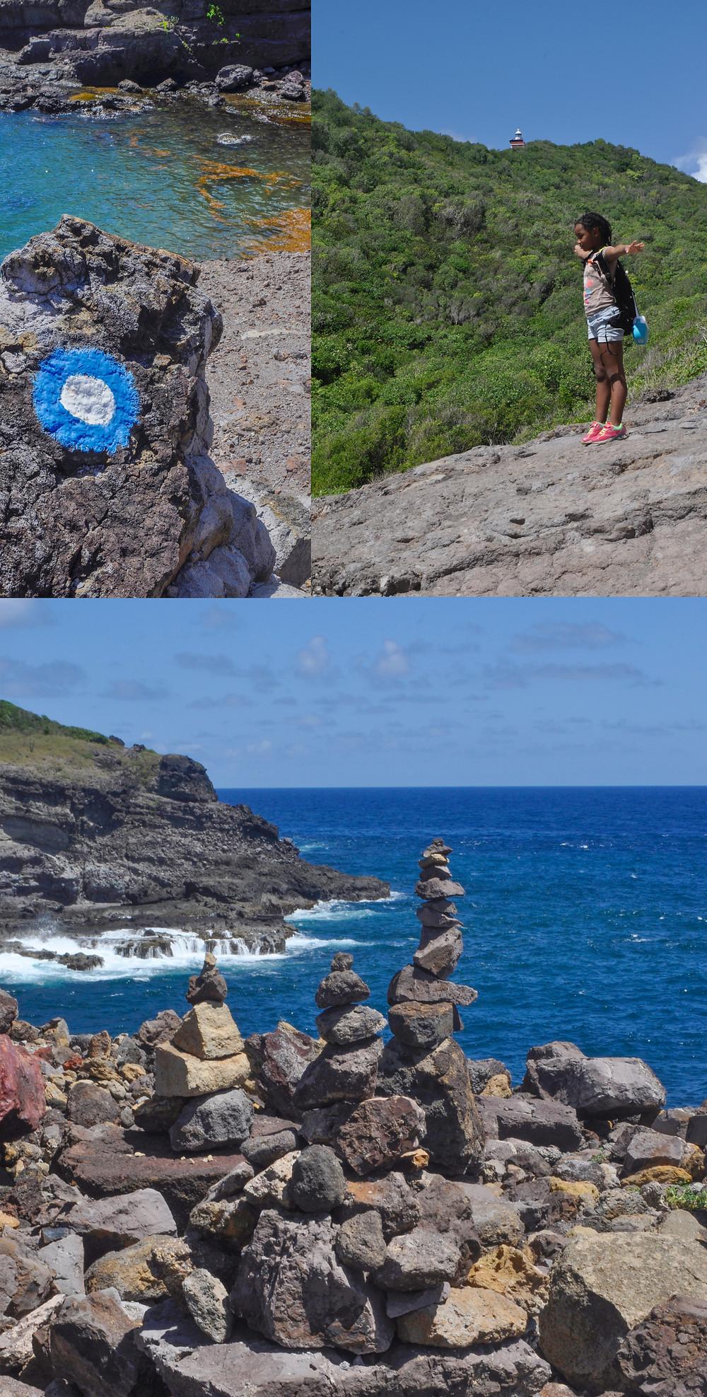 Presqu'île Caravelle Tartane Martinique phare