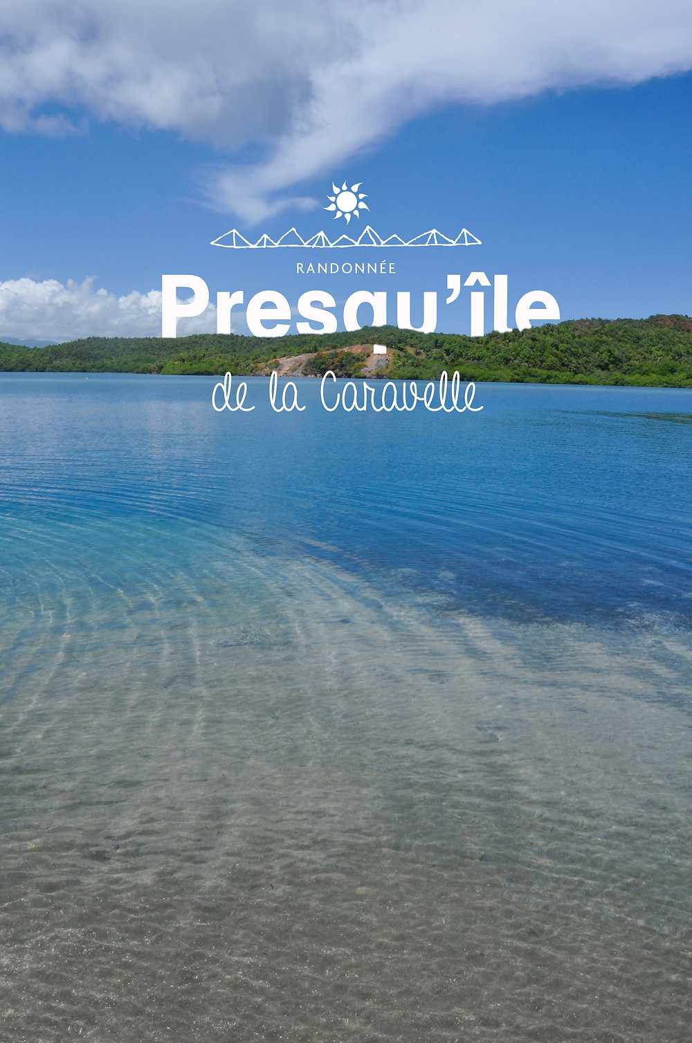 Presqu'île Caravelle Tartane Martinique