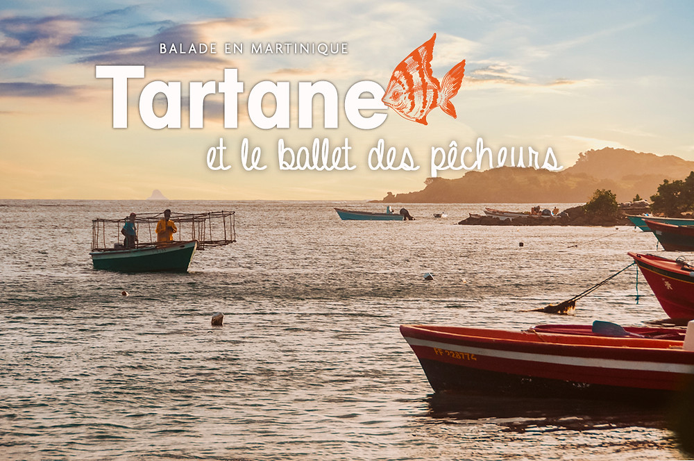 Tartane - La Trinité - Martinique