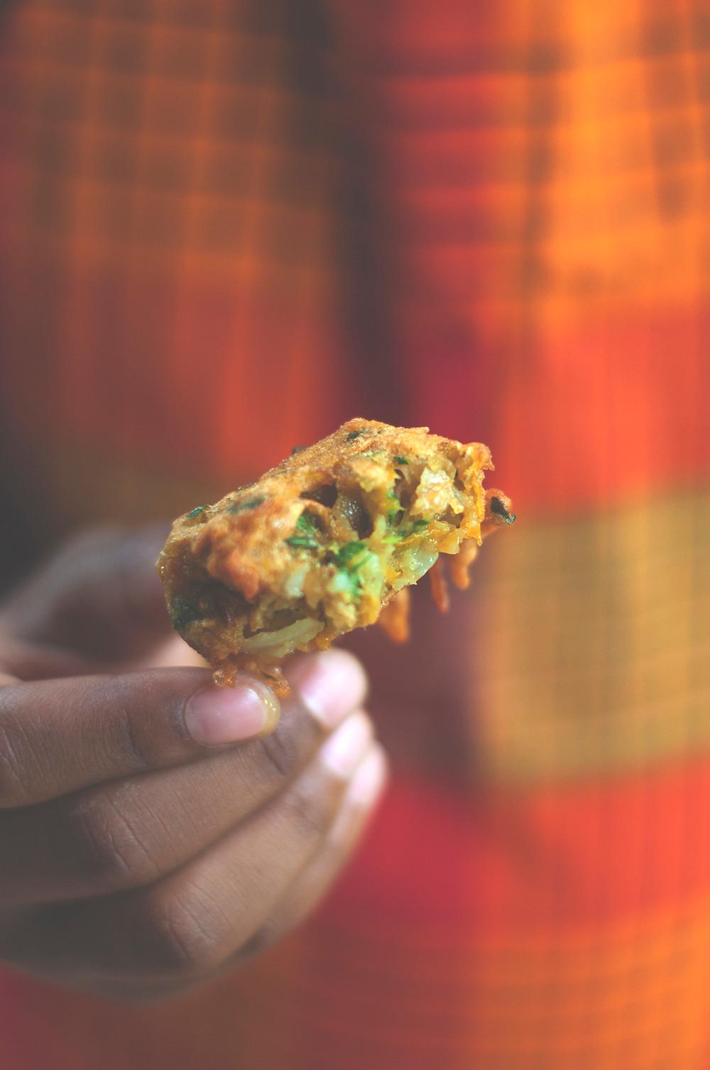 Recette d'accras de légumes du Vendredi Saint. Tradition Martinique
