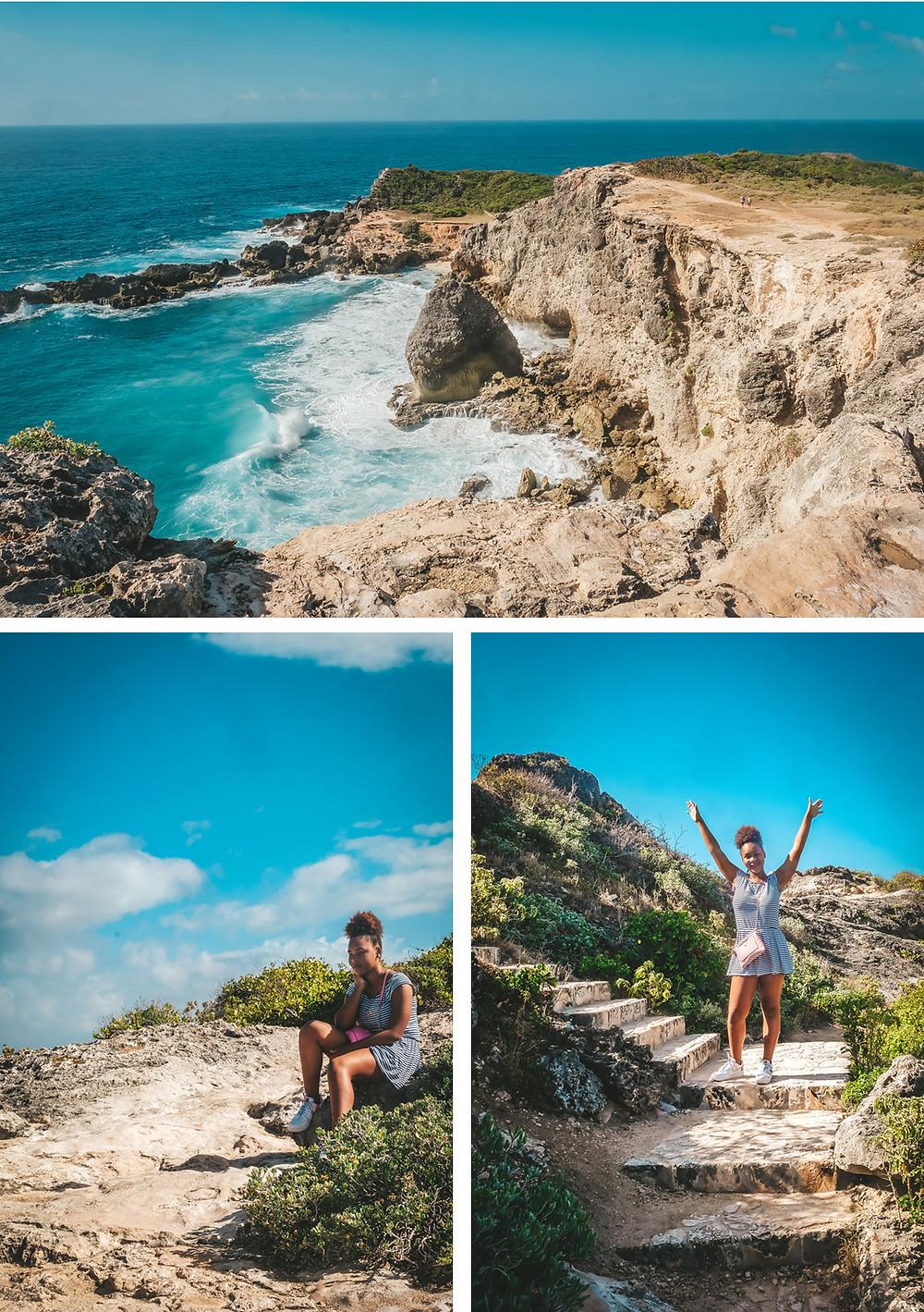 Pointe des Chateau Guadeloupe