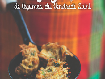 Accras de légumes du Vendredi Saint