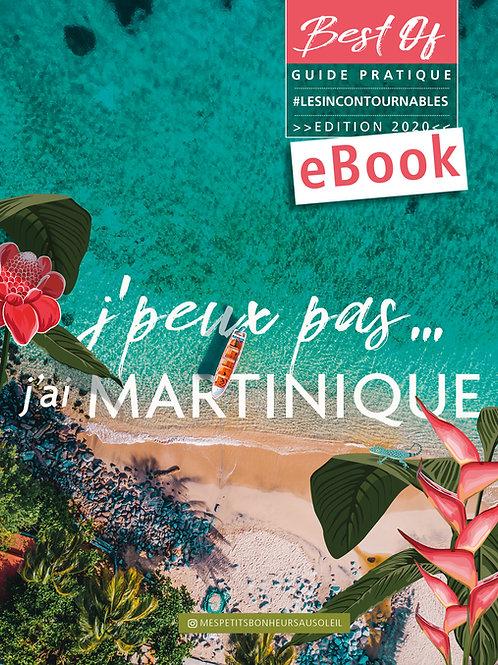 J'peux pas… j'ai Martinique ! eBook Best Of 2020