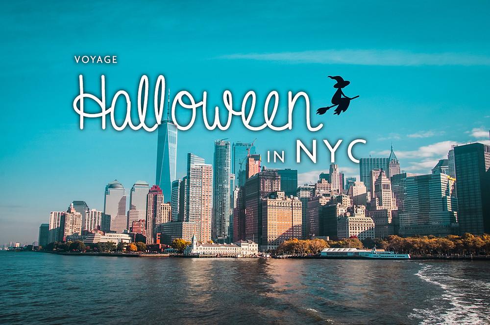 Halloween in NY