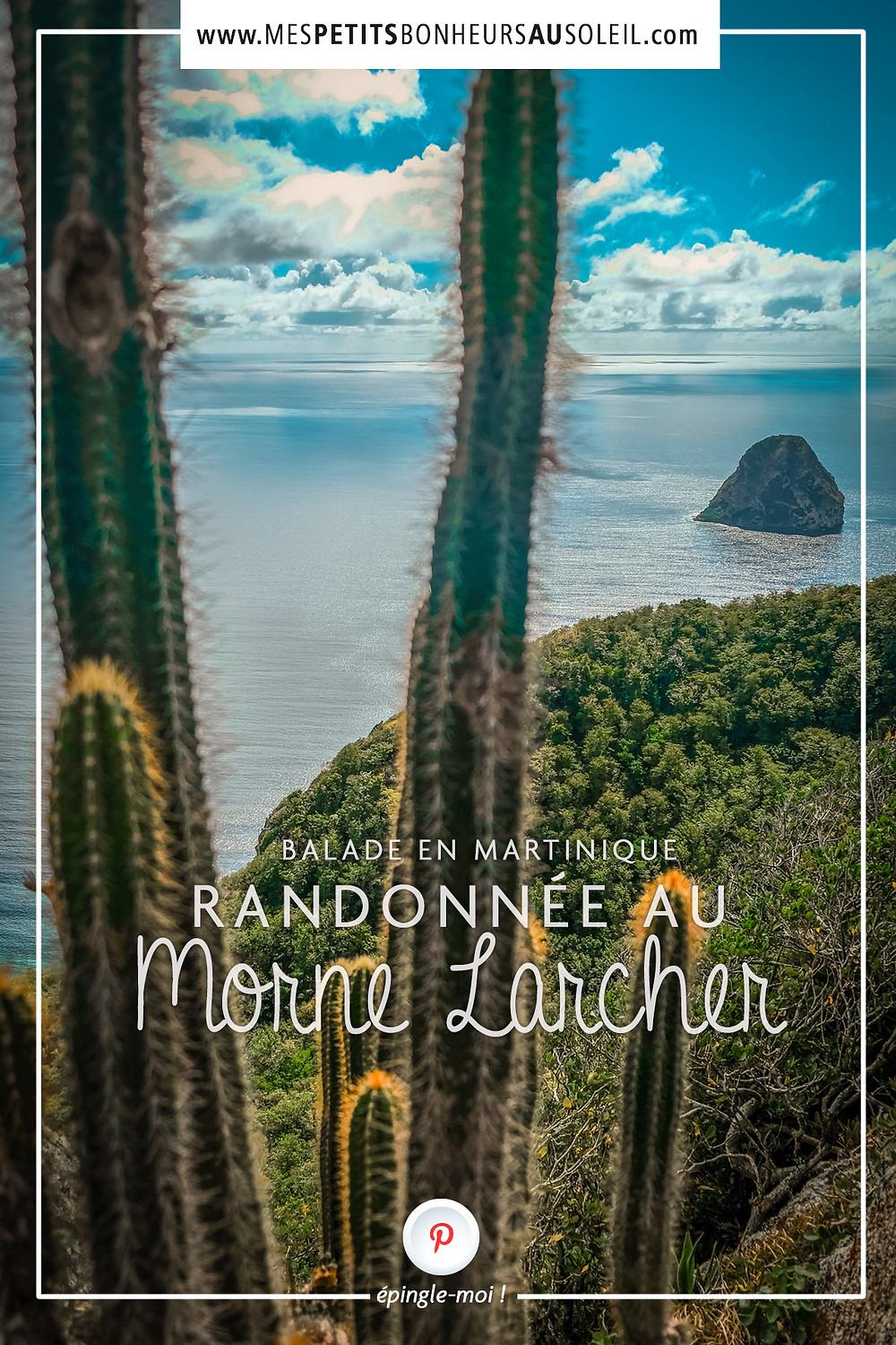 Morne Larcher le Diamant Martinique