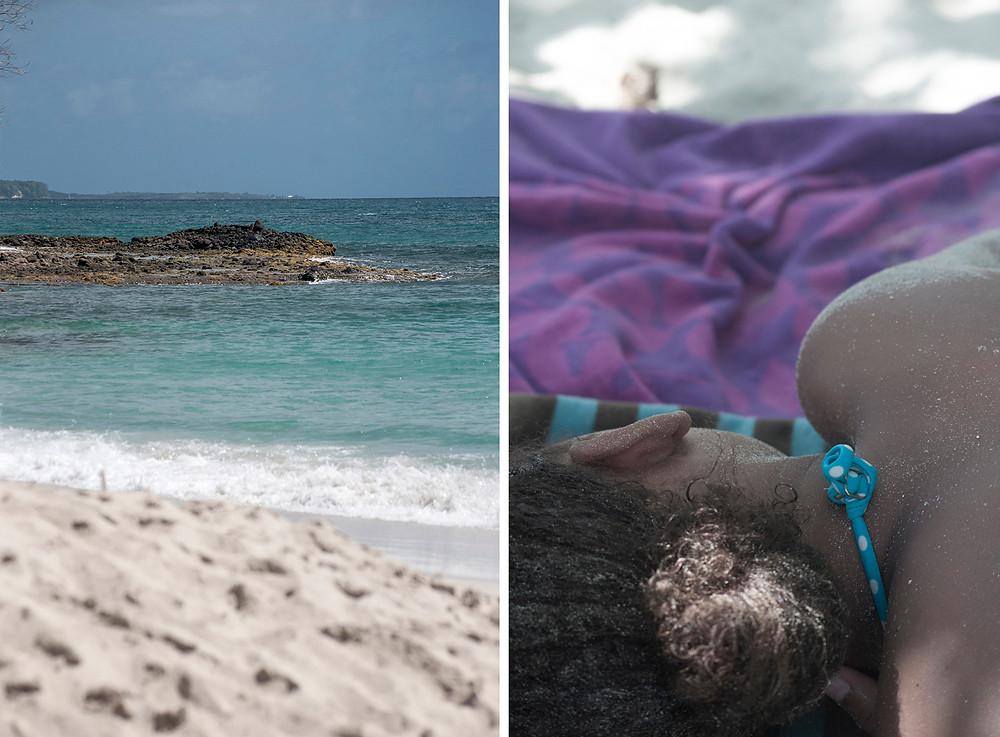 Plage Sainte-Luce Martinique