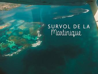 Survol de la Martinique avec ACF aviation