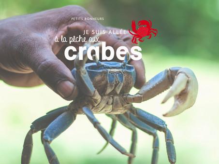 La pêche aux crabes en Martinique