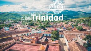 """Trinidad, la """"Ville Musée"""" aux contrastes et couleurs chatoyantes…"""