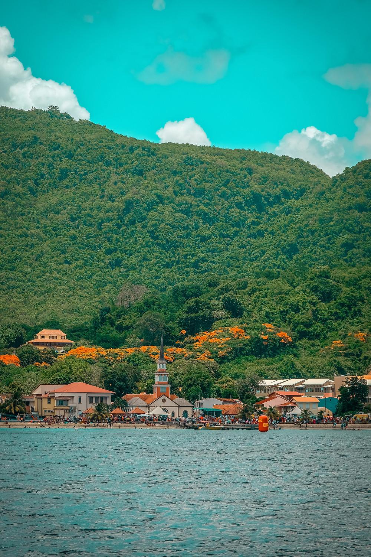 Les Anses d'Arlets - Martinique