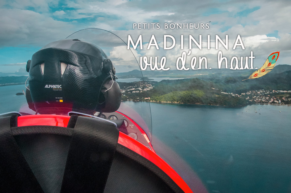 Madinina vue d'en haut