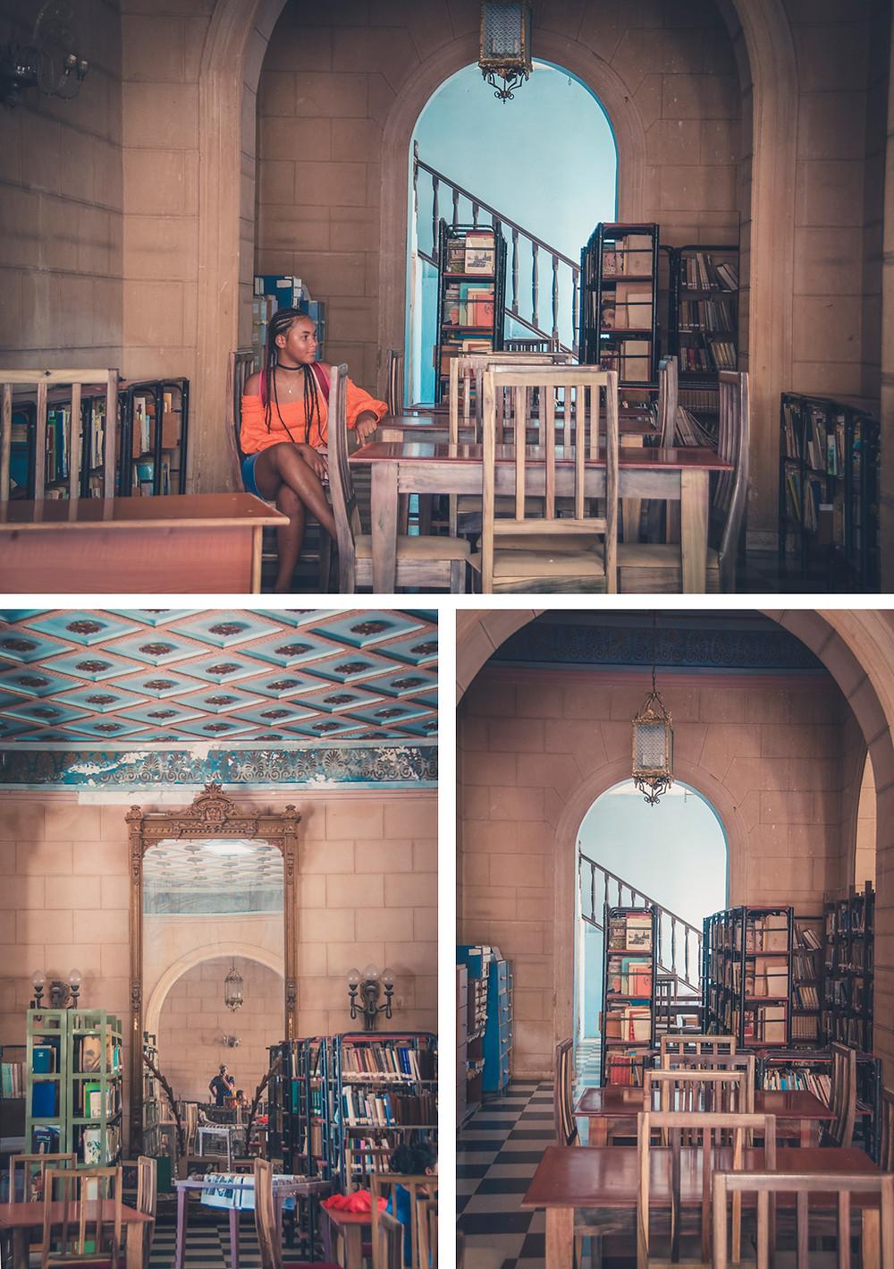Bibliothèque Trinidad - Cuba