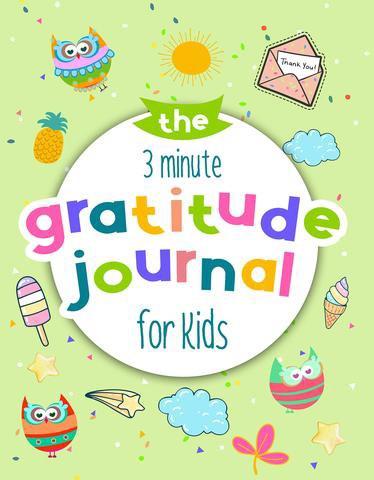 the 3 min gratitude for kids