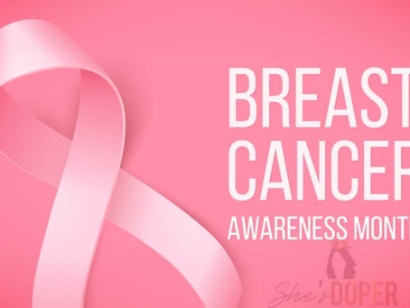 11 Ways to Promote Breast Cancer Awareness *bonus*quotes & helpful resources & facts