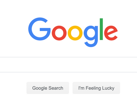 The Google Button Changed My Day