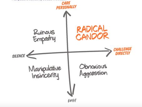 Radical Candor: Inside Out