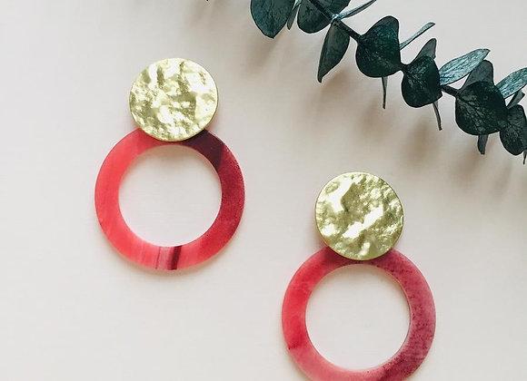 Boucles d'oreilles BOL598  NAO