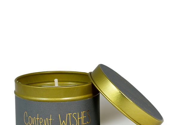 """Bougie """"Content Wishes"""" My Flame"""