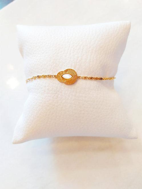 Bracelet Honolulu Nacre