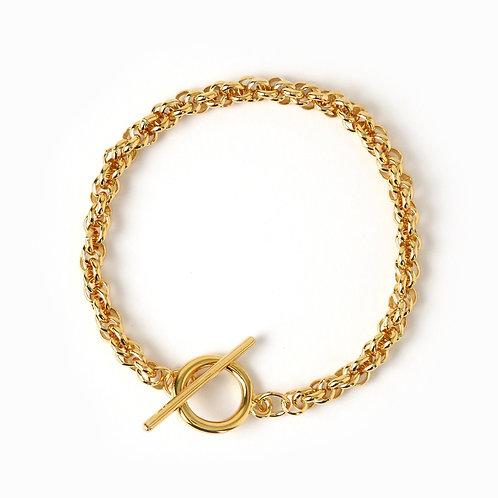 Bracelet chunky rope