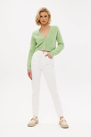 Jeans Loavies Original blanc