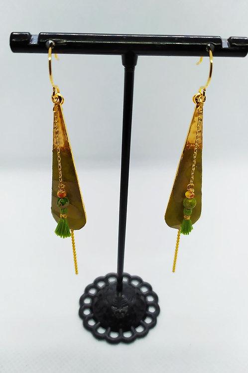 Boucles d'oreilles Canoboh
