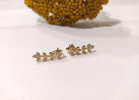 Boucles d'oreilles By 164