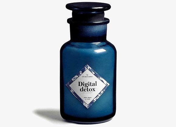 Bougie Digital Detox