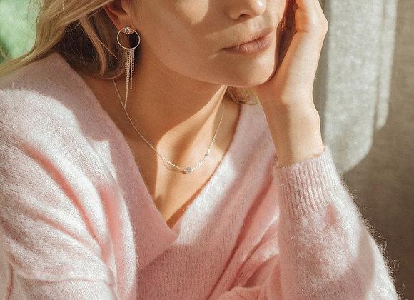 Boucle d'oreille Miah Detail