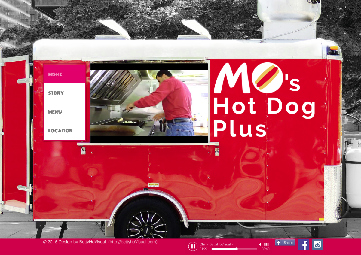 Mo's HotDog Plus CIS/Web