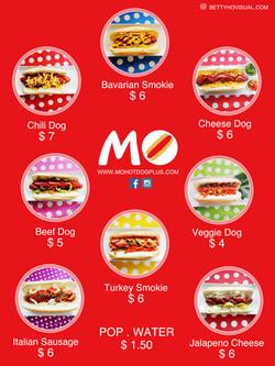 Mo's HotDog Plus_Menu