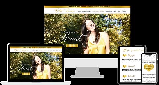 _Mockup Design for Client Use - Celia Gu