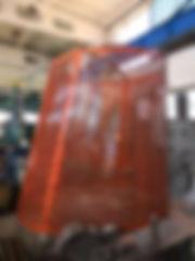 перфорация листа 4 мм размер детали 1450х1670 мм