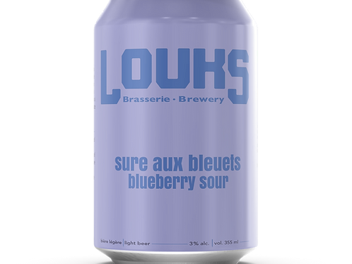 Blueberry Sour