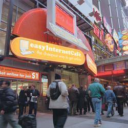 easyInternetcafé Times Square