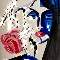 Light Stars, digital, Maria Burberry