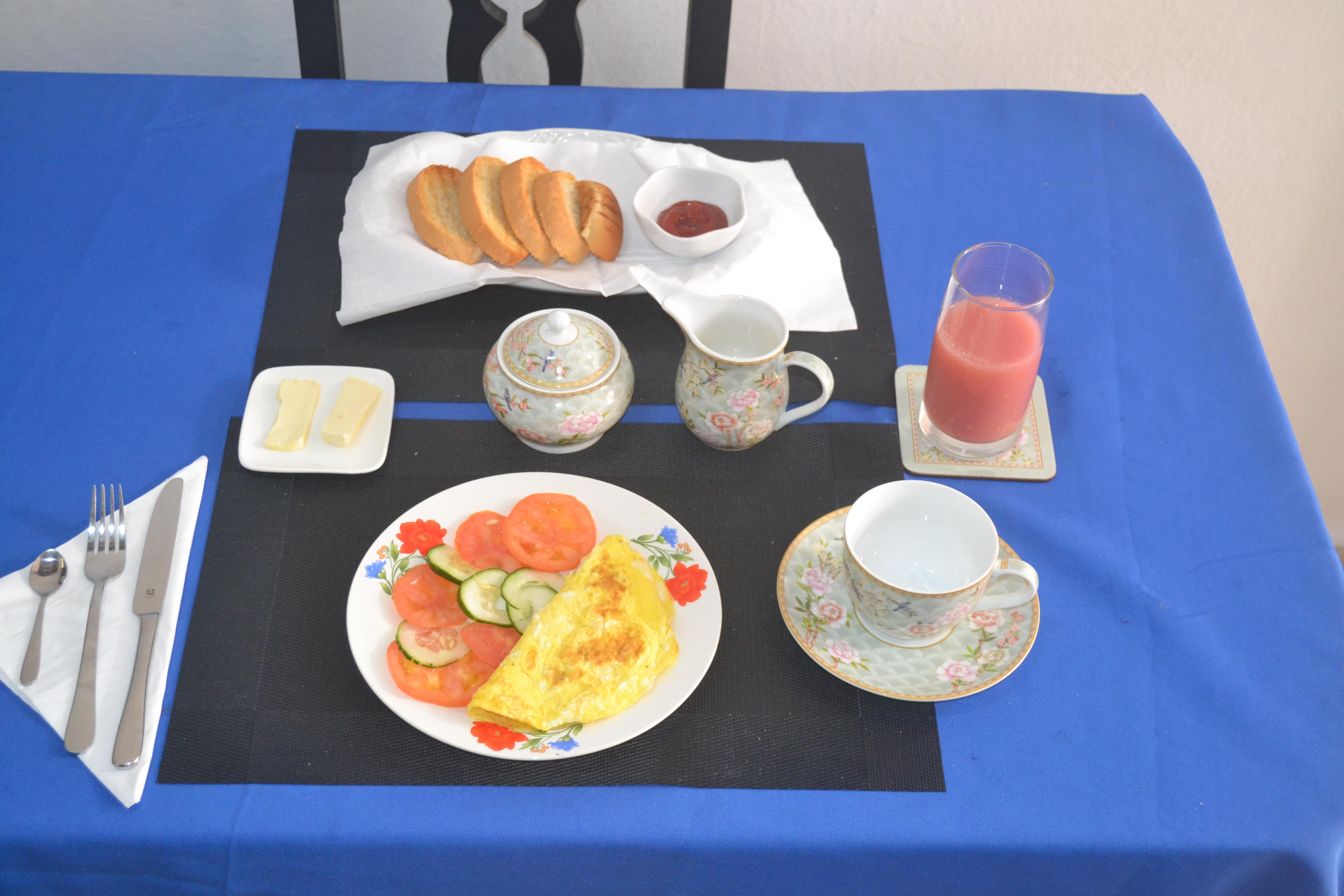 Breakfast/Brunch Cuba Style.