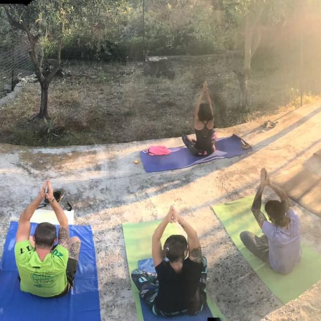 yoga casa molly