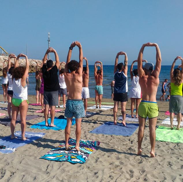 yoga bagni porto