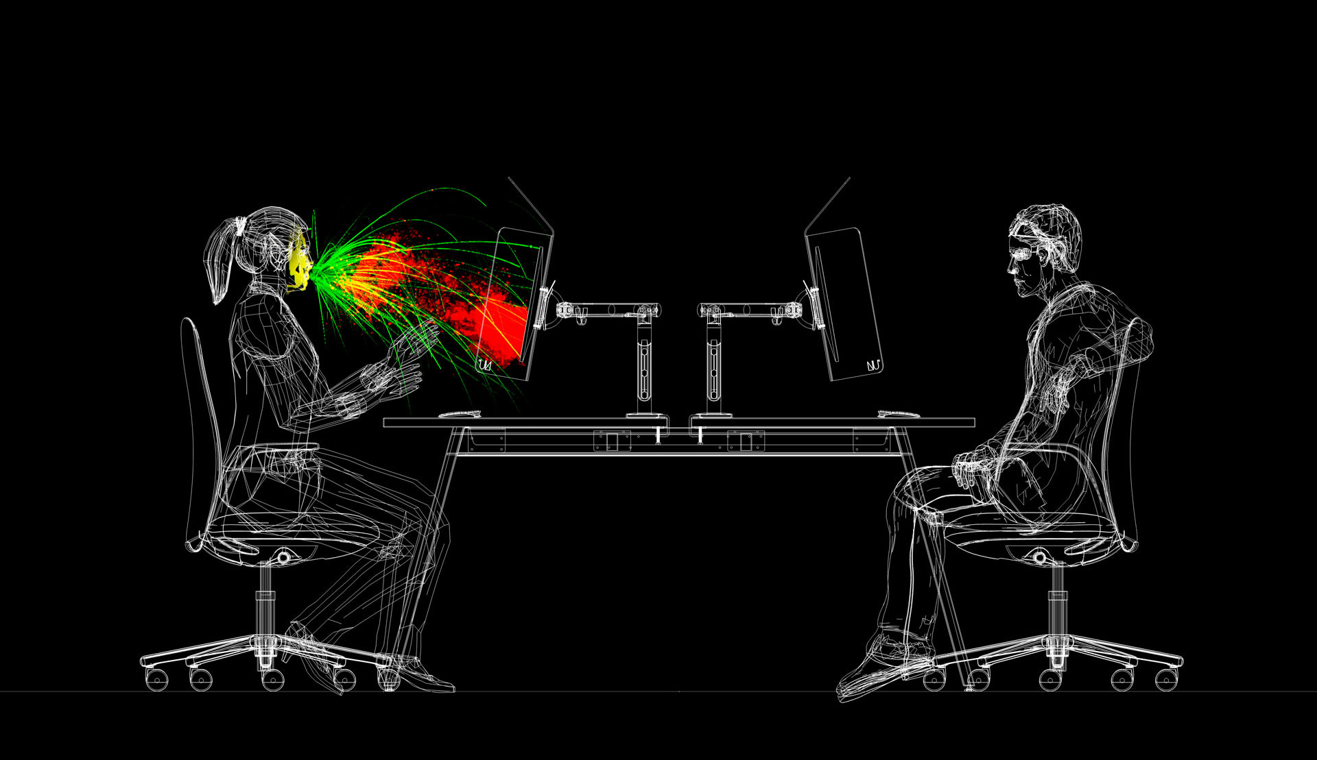 There is invisible science behind our screen.