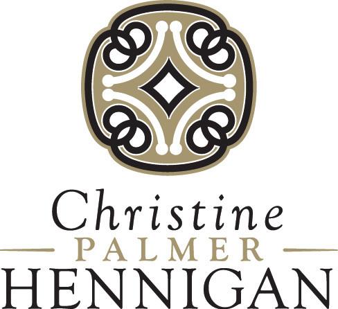 The logo for Christine Palmer Hennigan.