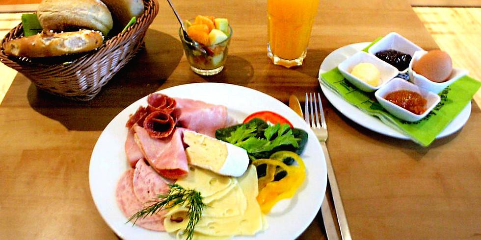 Sehlingen frühstückt