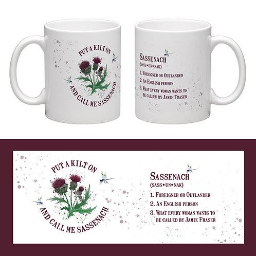 Sassenach Mug