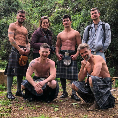 Kilted Photography