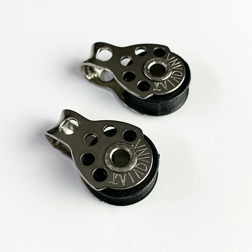 Invert roller pulley (pair)