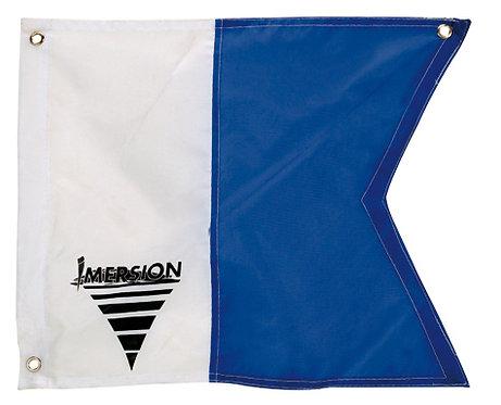 Flag Alpha - Dykkeflag