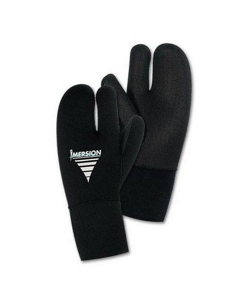 7mm 3-finger gloves